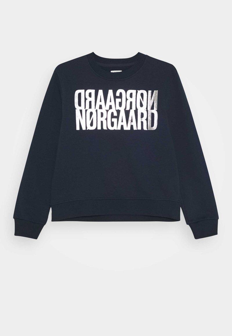 Mads Nørgaard - TALINKA - Sweatshirt - navy