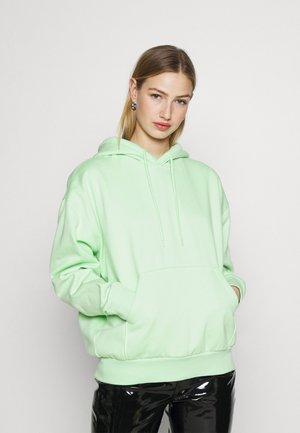 ALISA HOODIE - Luvtröja - apple green