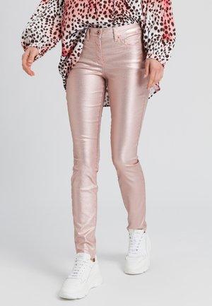 Jeans Skinny Fit - shiny powder