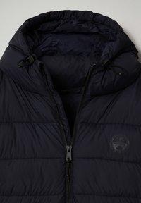 Napapijri - CIRCULAR PUFFER - Winter jacket - blu marine - 2