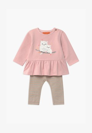 SET - Sweater - light pink