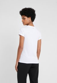 HUGO - THE PLAIN TEE - T-Shirt basic - white