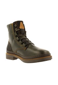 Gaastra - TRAVIS HIGH  - Lace-up ankle boots - black - 6