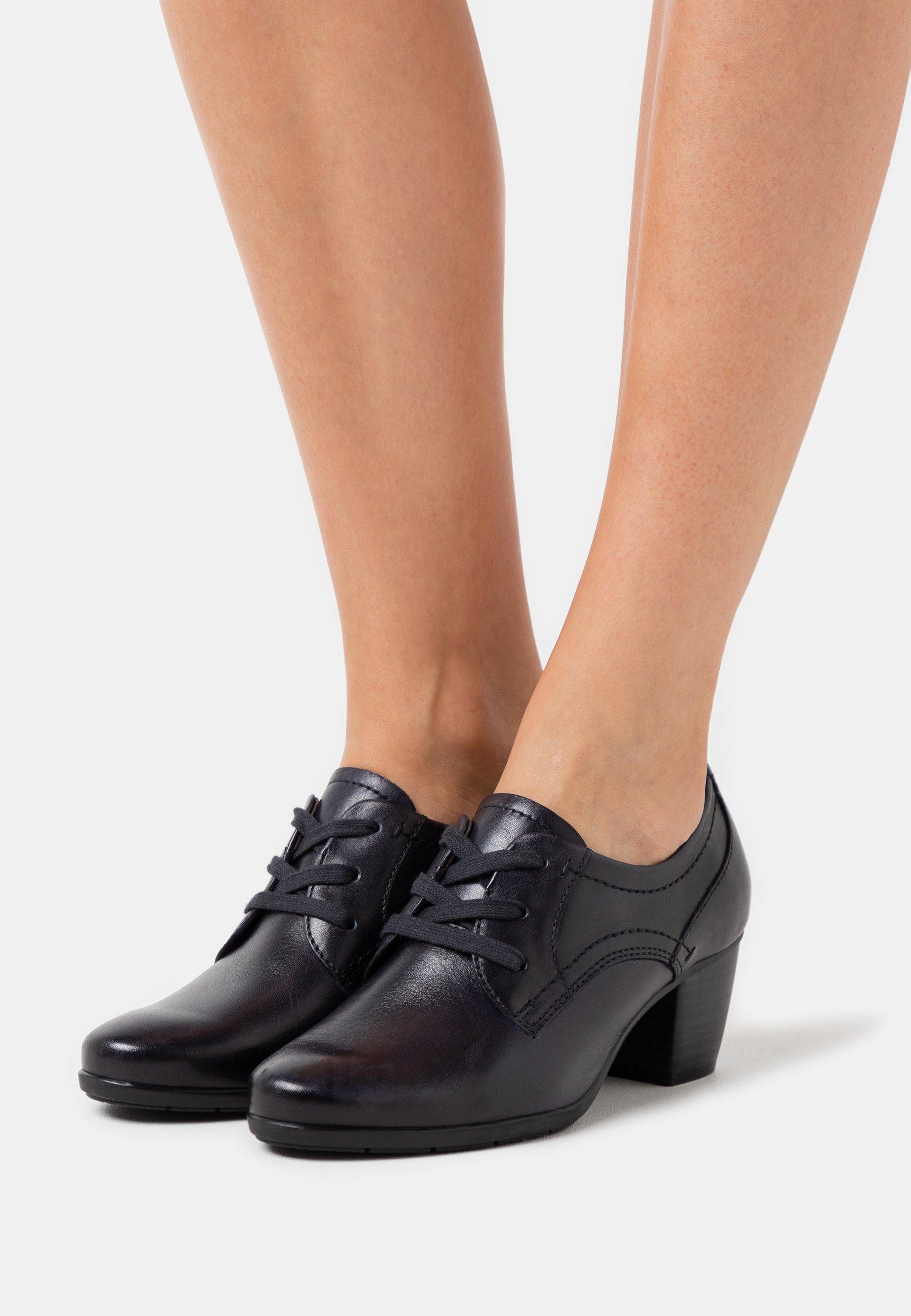 Shopping Fashion Style Women's Shoes Jana Ankle boots navy 9LUxUNdKJ 94uytCBJM