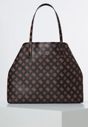 VIKKY  - Shopping bag - brown