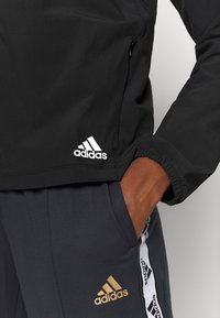 adidas Performance - Training jacket - black/white - 6