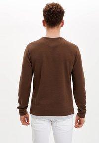 DeFacto - Sweatshirt - brown - 2
