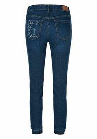 Marc Cain - Slim fit jeans - stoned blue - 5