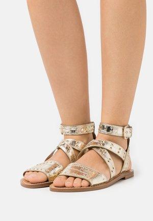 CEVIE - Sandals - plaino