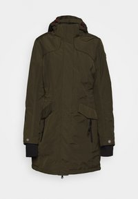 Killtec - GRINDAVIK - Winter coat - dunkeloliv - 5