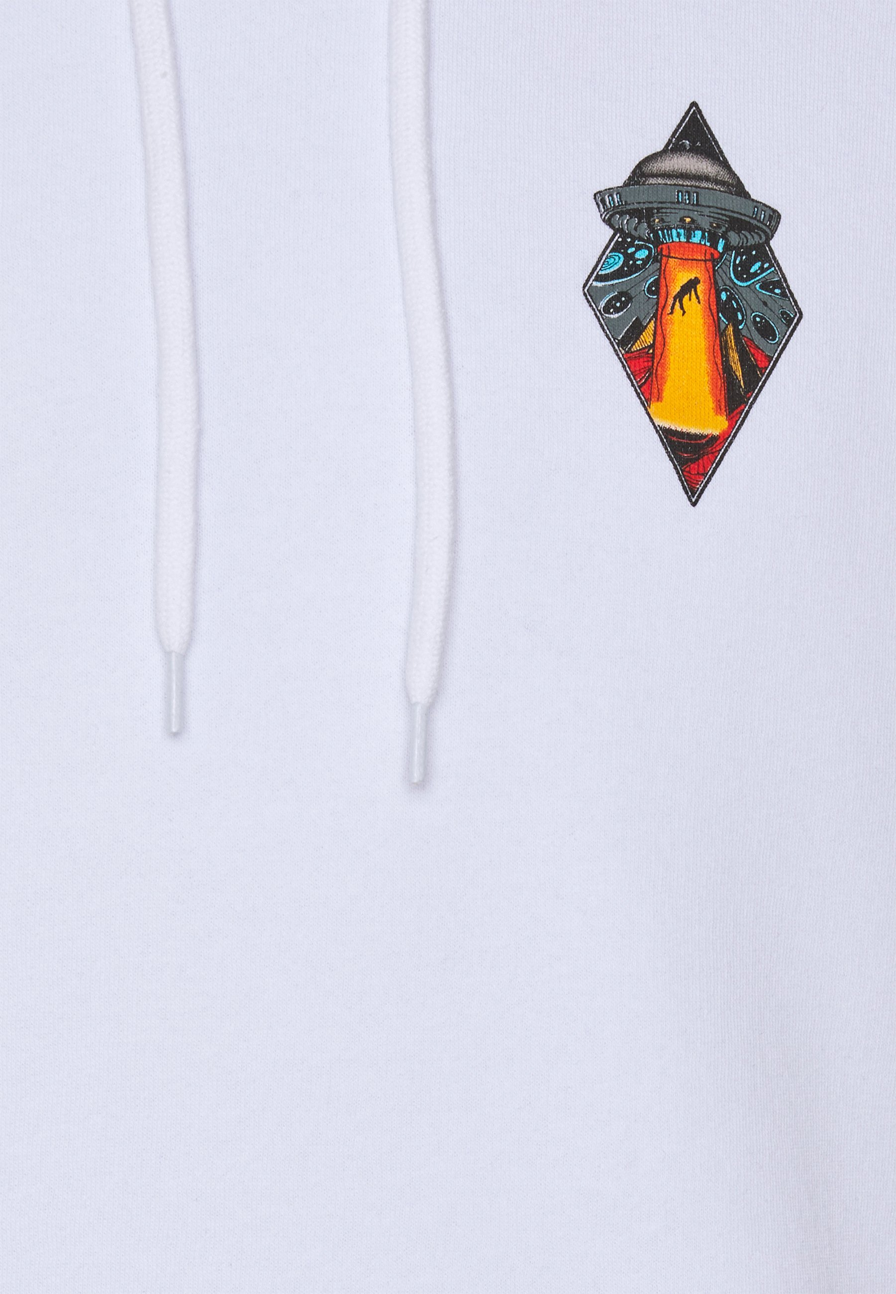 Pier One Hoodie - White