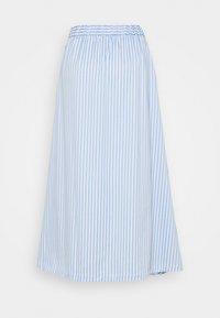 Libertine-Libertine - BOX - Áčková sukně - light blue stripe - 1