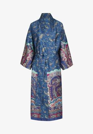 PIAZZA DEI NORMANNI - Dressing gown - dunkelblau