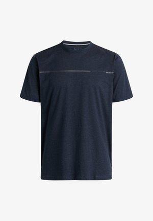 NEW ALDO ORGANIC - T-shirt print - marine blue