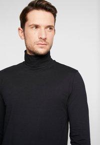 Casual Friday - CFSTEFAN - Long sleeved top - black - 4