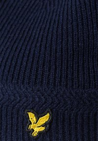 Lyle & Scott - RACKED BEANIE - Beanie - new navy - 5