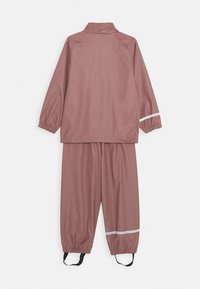 Name it - NKNDRY RAIN SET - Rain trousers - wistful mauve - 2