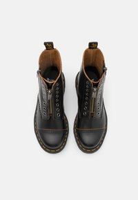 Dr. Martens - 1460 LL BEX 8 EYE BOOT UNISEX - Classic ankle boots - black - 3