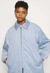 Weekday - TARA JACKET - Light jacket - light blue - 3