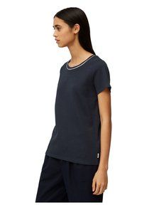 Marc O'Polo DENIM - Basic T-shirt - scandinavian blue - 3