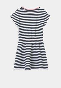 Blue Seven - GIRL DRESS 2 PACK - Žerzejové šaty - dunkelblau - 3