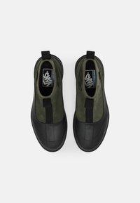 Vans - COLFAX  - Ankle boots - grape leaf/black - 5