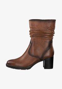 Tamaris - Classic ankle boots - cognac       # - 0