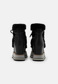 Paloma Barceló - MIRACLE - High heeled ankle boots - black - 3