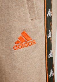 adidas Performance - Pantalones deportivos - tan - 6