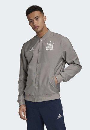 SPAIN SEASONAL SPECIAL - Training jacket - grey