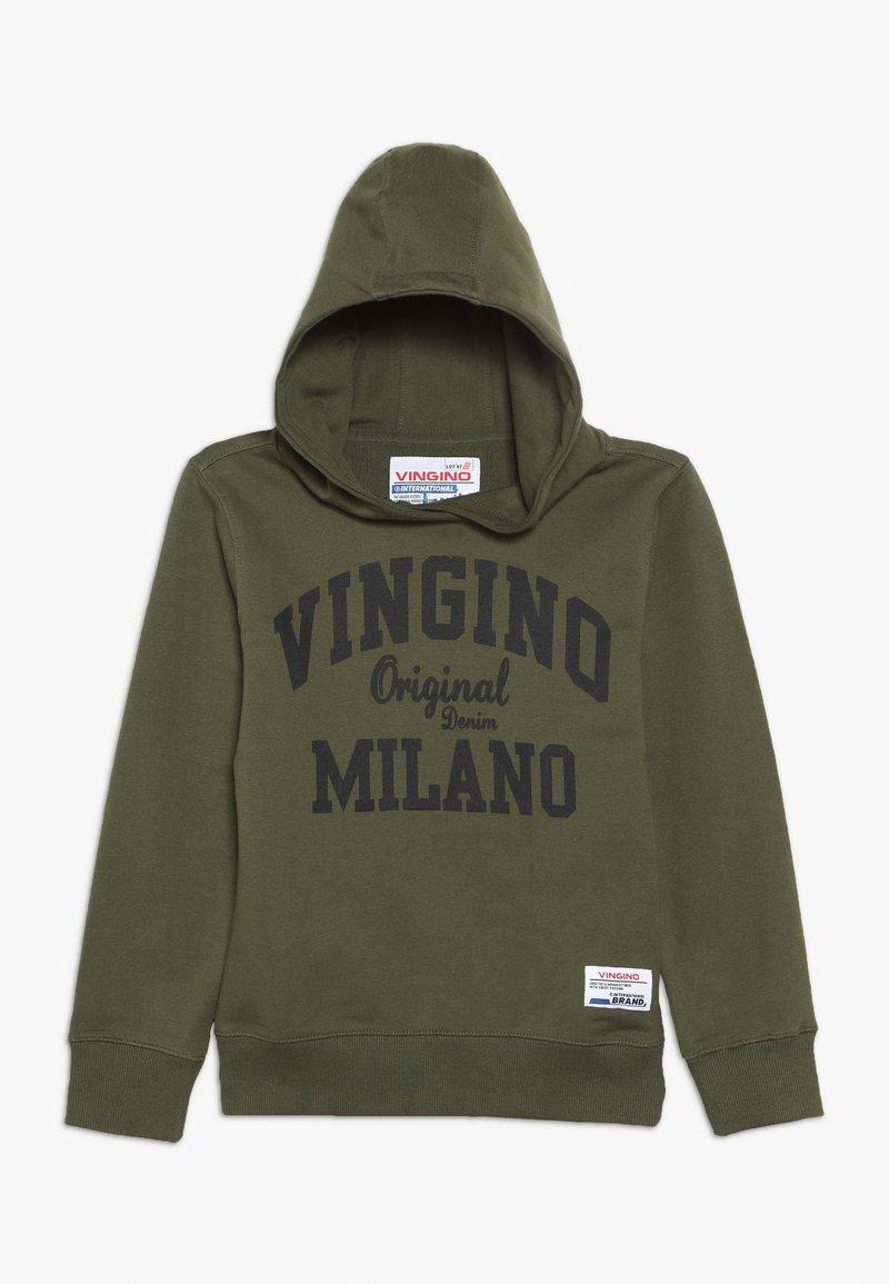 Vingino - MUMFRY - Hættetrøjer - olive night