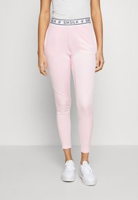 SIKSILK - ATHLETE TRACK PANTS - Legíny - pink - 0