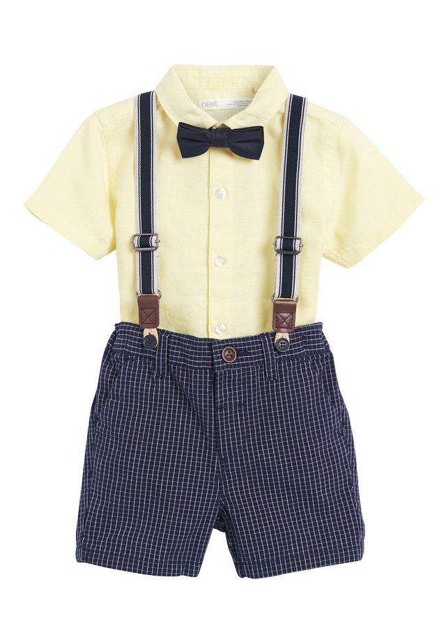 SET  - Shorts - yellow