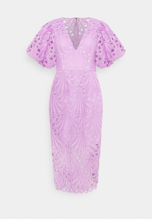 THE COSMIC DRESS - Cocktail dress / Party dress - lilac