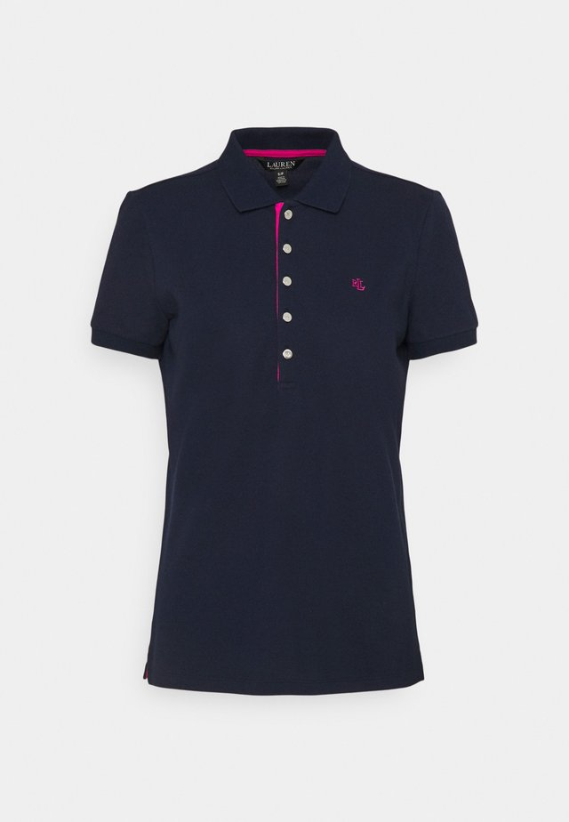 ATHLEISURE  - Polo - french navy
