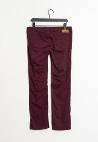 Wrangler - Trousers - red - 1