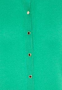 Lindex - CARDIGAN ANNA - Cardigan - strong green - 2