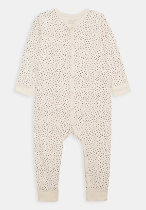 UNISEX - Overall / Jumpsuit /Buksedragter - beige dusty light