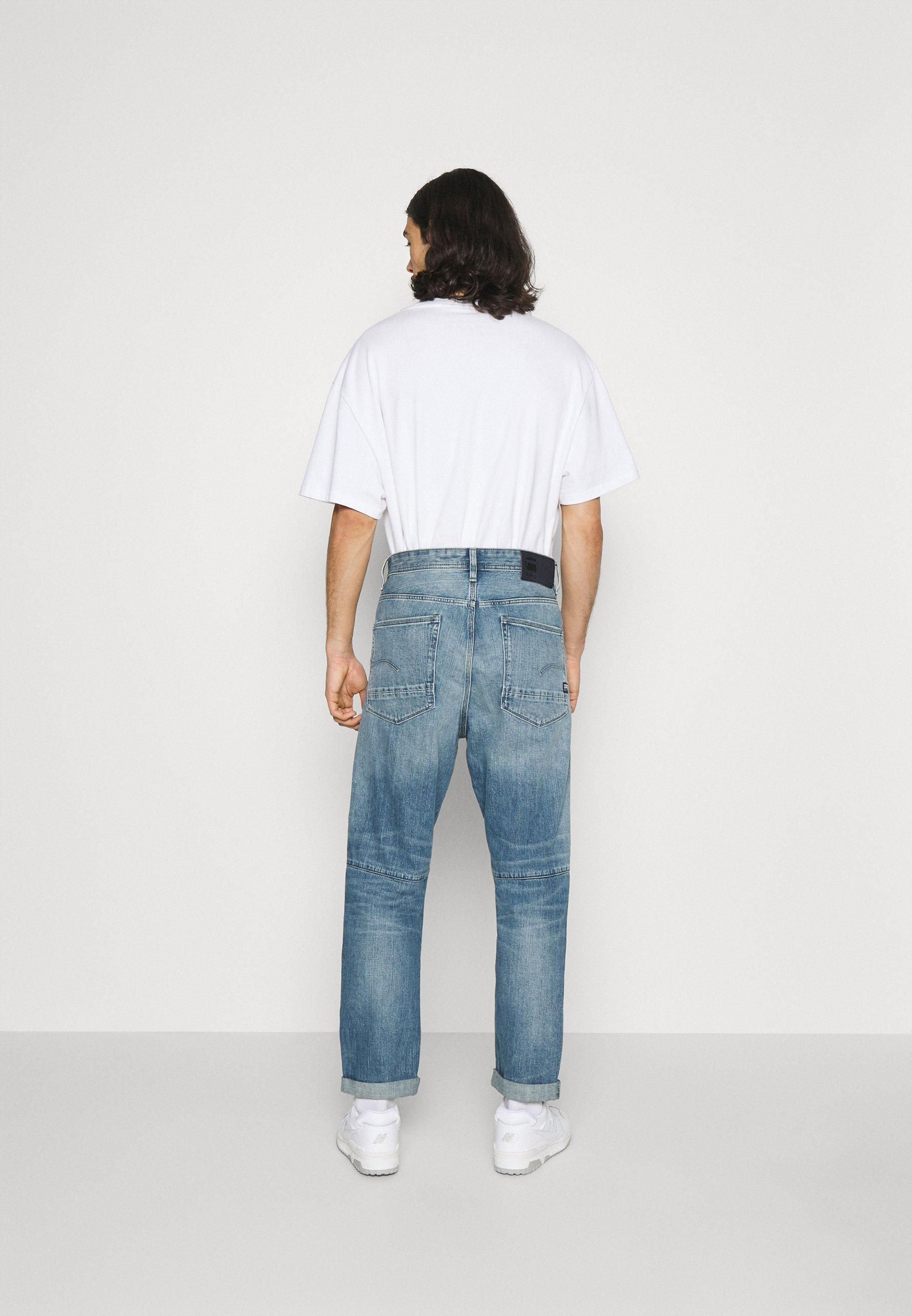 Uomo GRIP 3D RELAXED TAPERED - Jeans baggy