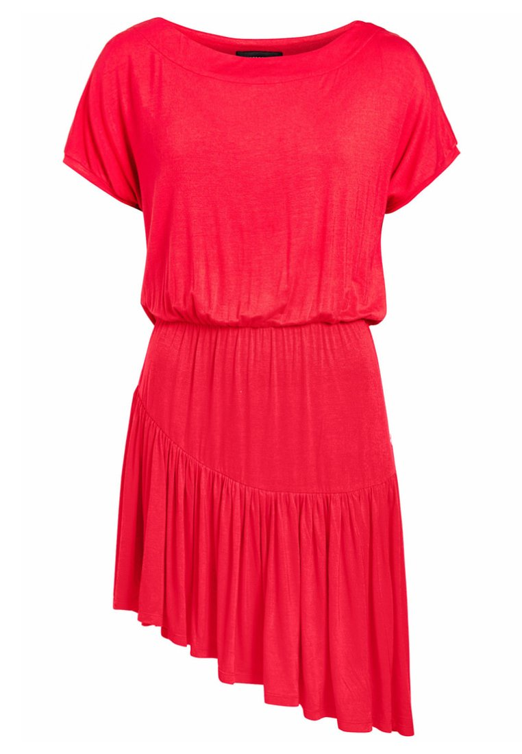 khujo PENDARA - Robe en jersey - red