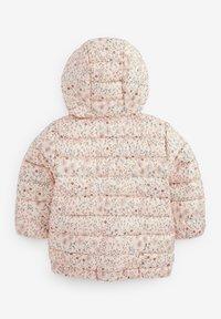Next - DITSY PRINT - Winter coat - pink - 1