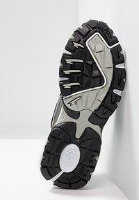 Skechers Sport - STAMINA - Sneakersy niskie - charcoal/black - 4