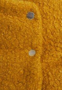 JDY - JDYSONYA SHORT JACKET - Vinterjakke - golden brown - 2