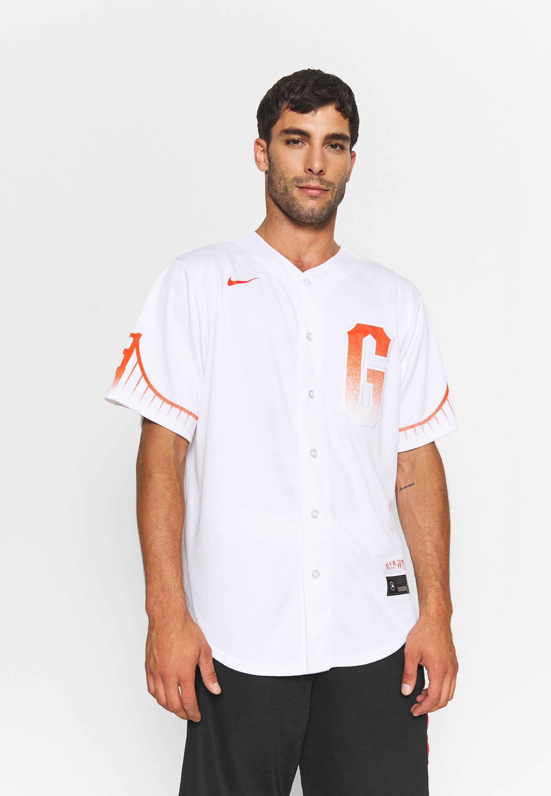 Men MLB CITY CONNECT SAN FRANCISCO GIANTS OFFICIAL REPLICA  - Club wear