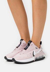 Nike Sportswear - AIR MAX UP - Trainers - champagne/white/black/metallic silver - 0