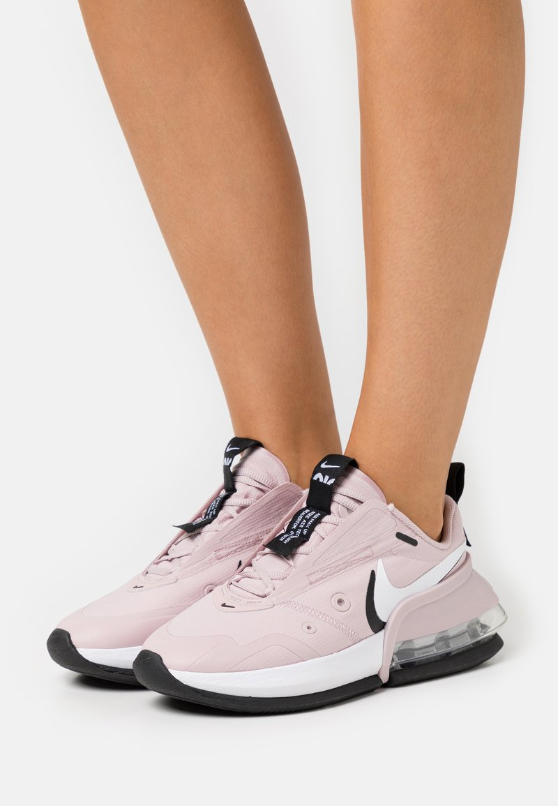 Nike Sportswear - AIR MAX UP - Trainers - champagne/white/black/metallic silver