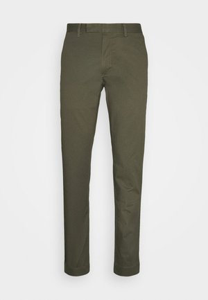 TAILORED PANT - Chino - expedition olive