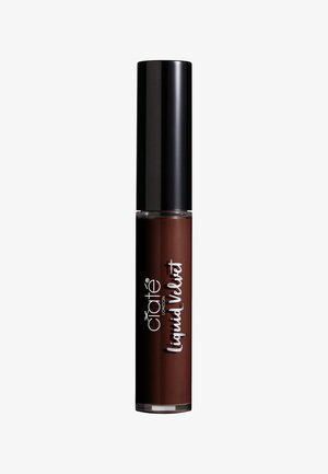 MATTE LIQUID LIPSTICK - Rossetto liquido - obsession-dark chocolate