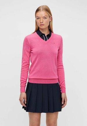 JLI AMAYA - Sweter - pop pink
