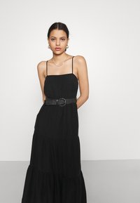Forever New - TEIRED DRESS - Maxi dress - black - 3
